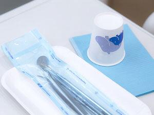 滅菌された治療器具